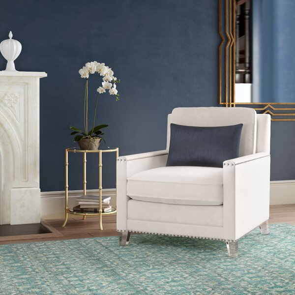 Becontree Armchair by Willa Arlo Interiors