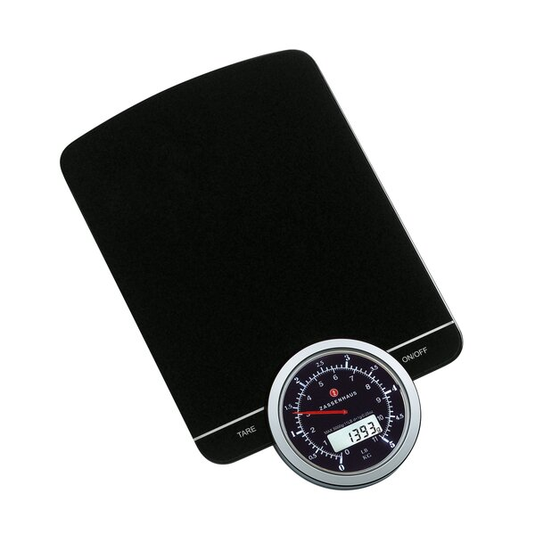 Retro Digital Kitchen Scale by Frieling