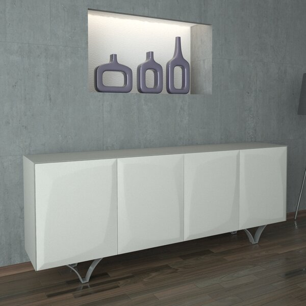Pietra Buffet Table by At Home USA