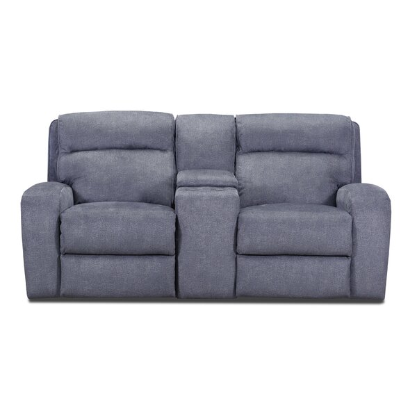 Shumake Reclining Loveseat by Ebern Designs