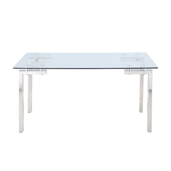 Clare Dining Table by Orren Ellis