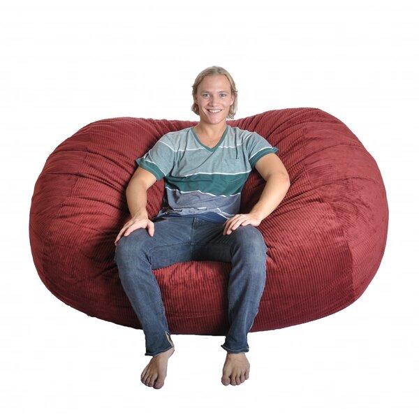 Extra Large Bean Bag Sofa By Slacker Sack