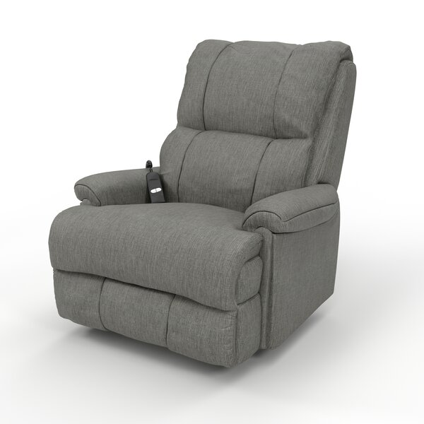 Baxley 21 Inches Power Lift Assist Recliner By Maxwell Thomas