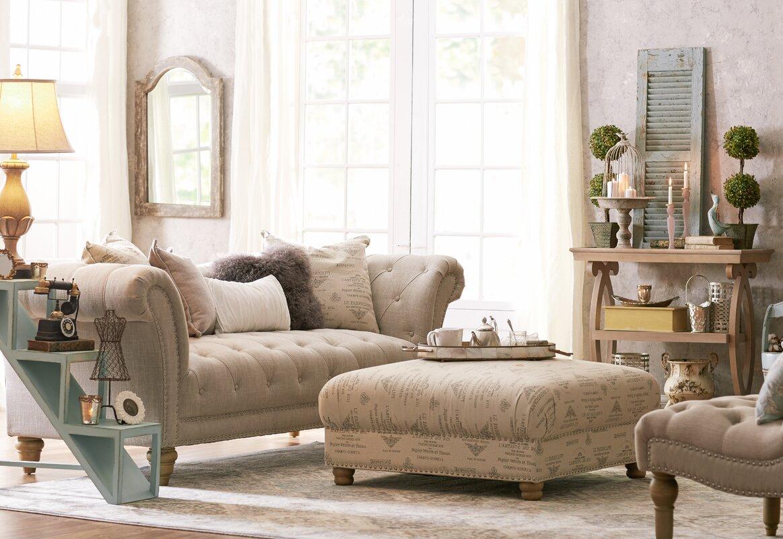 Lark manor versailles configurable living room set for Wg r living room sets