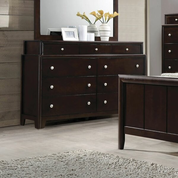 Sotomayor 9 Drawer Double Dresser by Red Barrel Studio