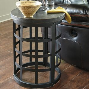 Julia End Table by Trent Austin Design