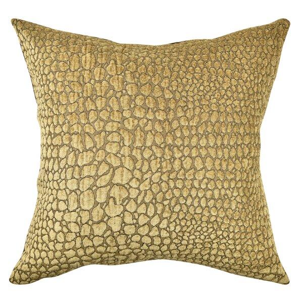ELLEN TRACY Animal Print Flocked Throw Pillow by Vesper Lane