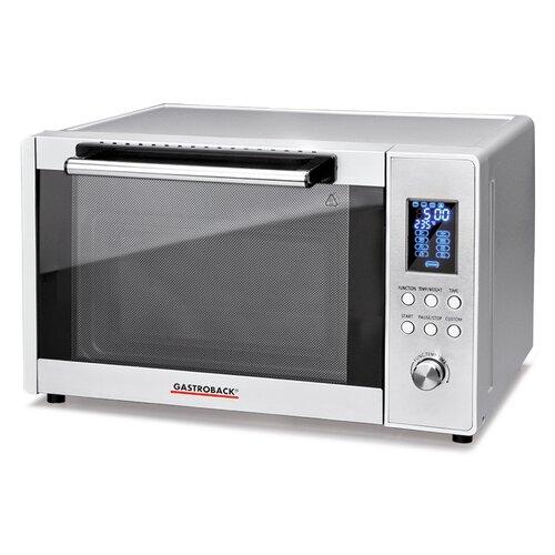 28 L Mini-Backofen Design Bistro Ofen Advanced Pro Gastroback   Küche und Esszimmer > Küchenelektrogeräte > Küche Grill   Gastroback