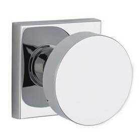 Contemporary Single Dummy Door Knob with Contempor