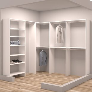 Demure Design 84 25 W 93 Closet System
