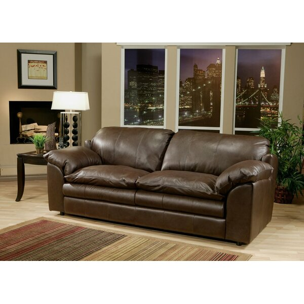 Encino Loveseat by Omnia Leather Omnia Leather