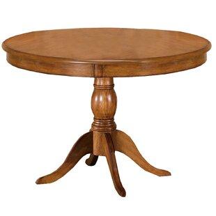 Online Reviews Silsden Dining Table ByRed Barrel Studio