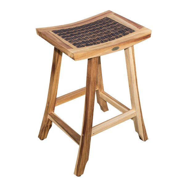 Satori Teak Bar & Counter Stool by EcoDecors EcoDecors