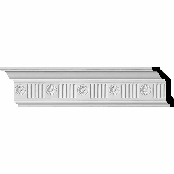 Edwards 2 5/8H x 96W x 1 5/8D Crown Moulding by Ekena Millwork