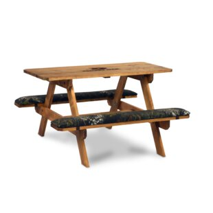 Great Price Kids Picnic Table By Mossy Oak