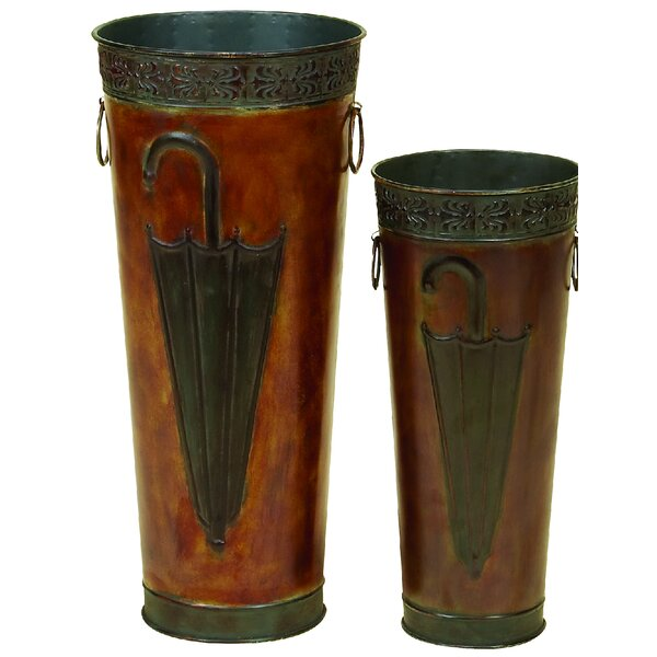 Ciccone Umbrella Stand Set by Fleur De Lis Living