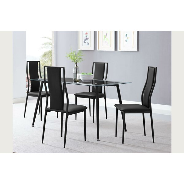 Arvizu Dining Table by Orren Ellis