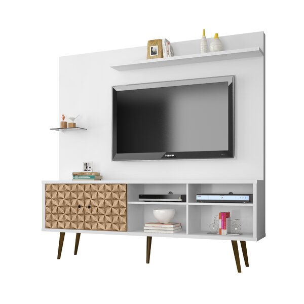 Lewis Freestanding Entertainment Center by George Oliver