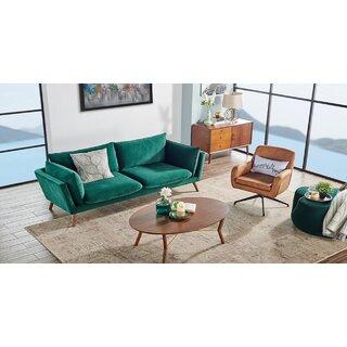 Almina Sofa by Brayden Studio SKU:ED370064 Check Price