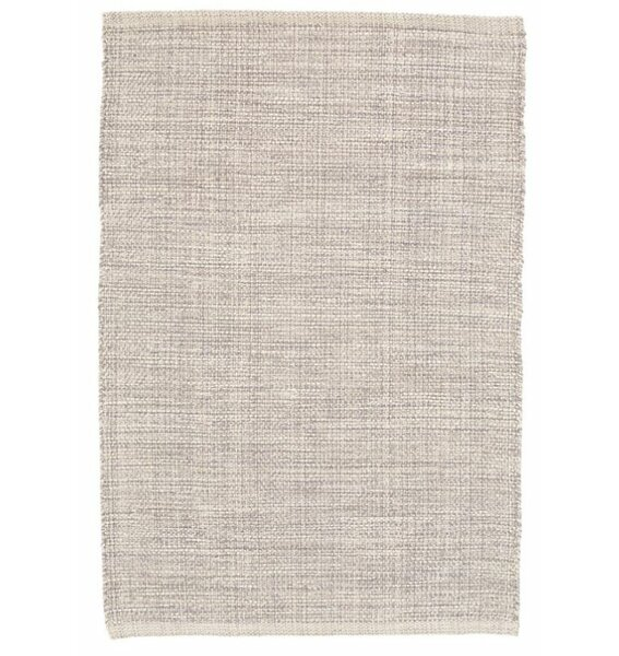 Marled Gray Area Rug by Dash and Albert Rugs