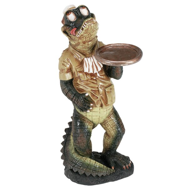 Cleaves Gator Waiter Character Table by Winston Porter