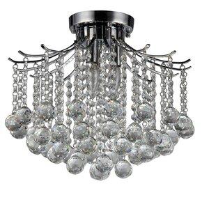 Jewel 3-Light Crystal Chandelier