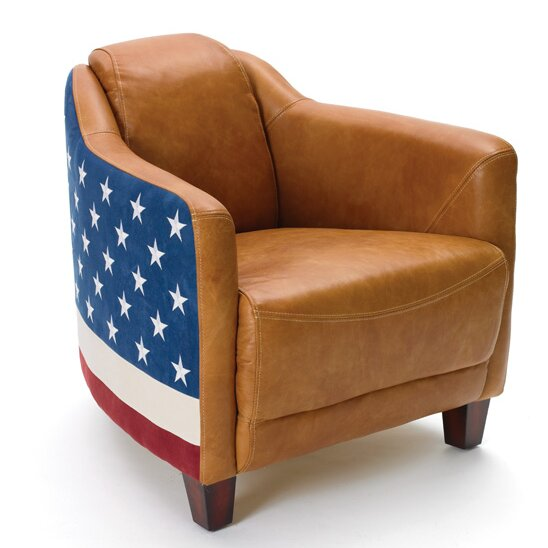 Louise Club Chair by 17 Stories