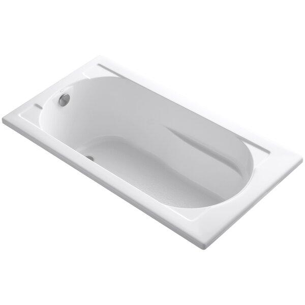 Devonshire 60 x 32 Soaking Bathtub by Kohler
