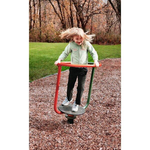 Mushroom Spinner by Kidstuff Playsystems, Inc.