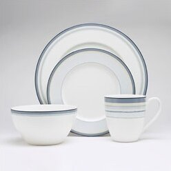 Java Swirl 4 Piece Place Setting, Service for 1 by Noritake
