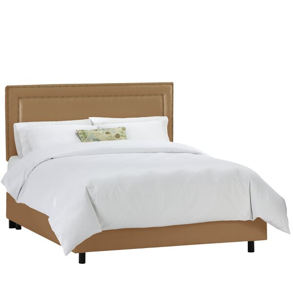 Depardieu Upholstered Standard Bed by House of Hampton