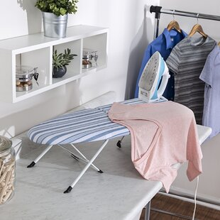 Ironing board furniture Sewing Room Tabletop Ironing Board Wayfair Ironing Board Storage Cart Wayfair