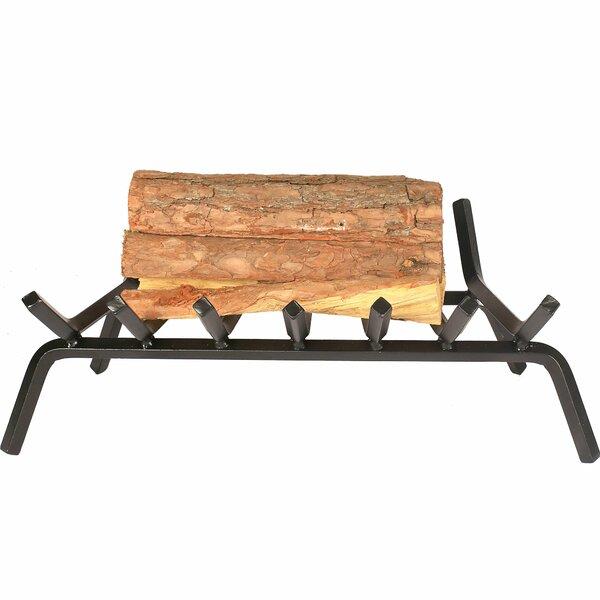 Heavy Duty Steel Fireplace Grate By 1. GO