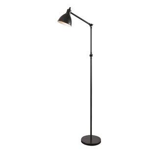 Great Price Etna 62 Task Floor Lamp By Charlton Home