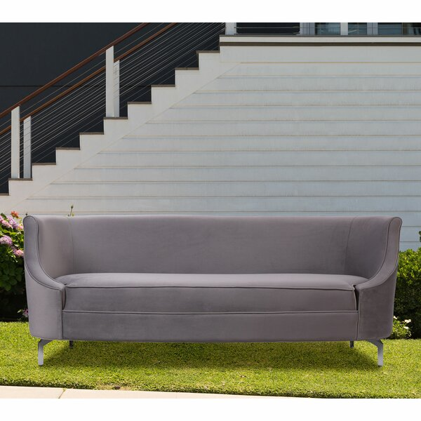Florentina Upholstered Sofa by Everly Quinn