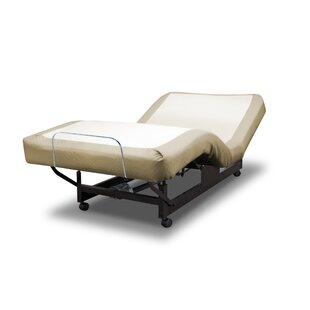 Standards Series Adjustable Bed Base by Med-Lift