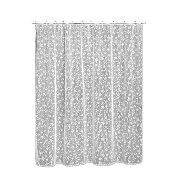 Bradmoor Shower Curtain by Rosecliff Heights