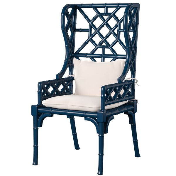 Kennedy Wingback Chair (Set Of 2) By Bay Isle Home
