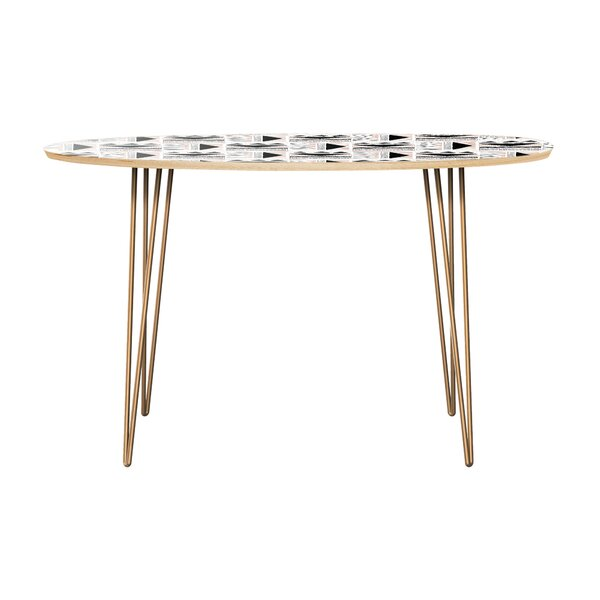 Hollander Dining Table by Bungalow Rose