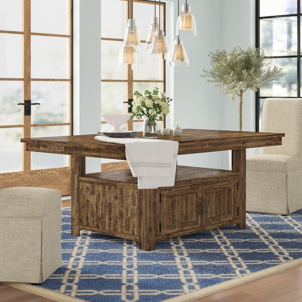 Acushnet Dining Table by Three Posts Three Posts