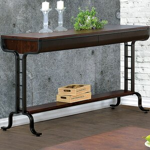 Rochelle Console Table by 17 Stories