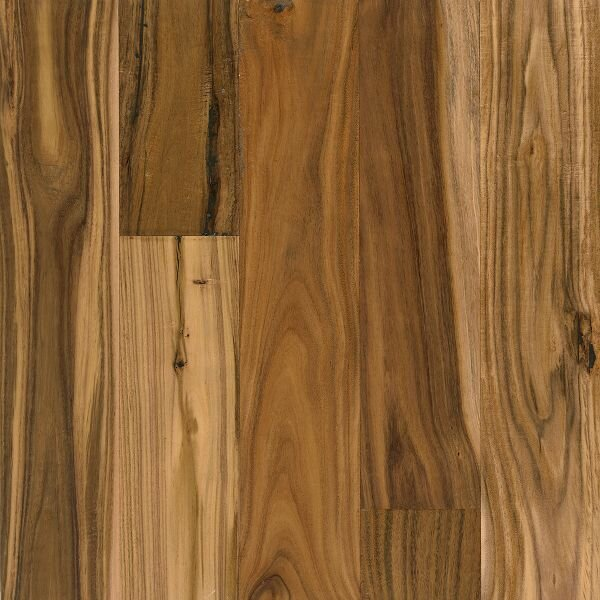 Rustic Accents 4-18/25 Engineered Exotic Hardwood Flooring in Natural by Armstrong Flooring