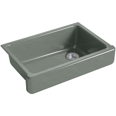 Bowl Sink Under Mount Single Basalt photo