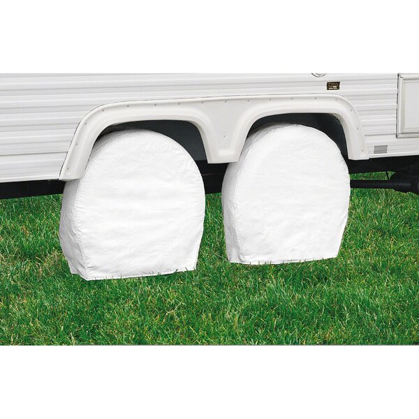 RV Wheel Cover (Set of 2) by Classic Accessories