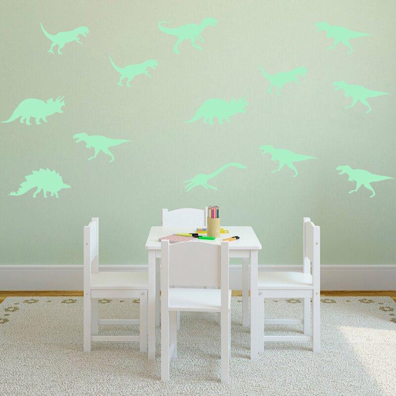 Home loft concept wandtattoo gl hende dinosaurier - Wandtattoos dinosaurier ...