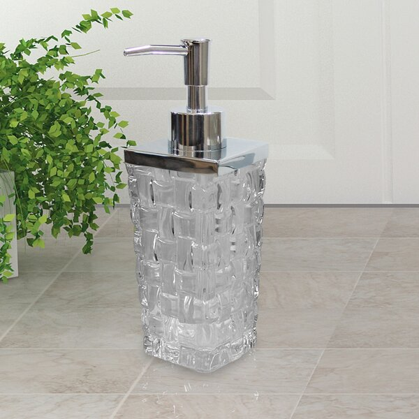 Kiger Lotion Dispenser by Latitude Run