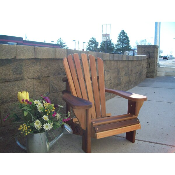 Cargo Child's Wood Adirondack Chair by Highland Dunes Highland Dunes