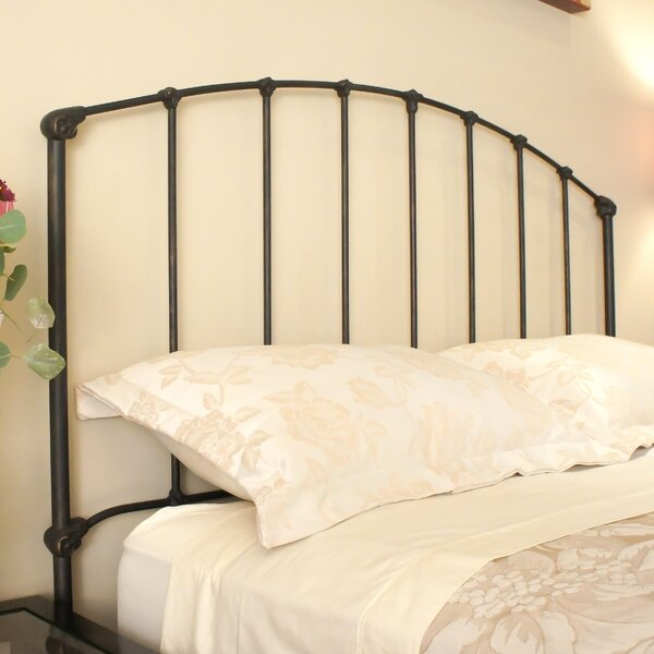 Arlington Slat Headboard by Benicia Foundry and Iron Works