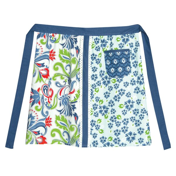 Nantucket Half Apron by Heritage Lace
