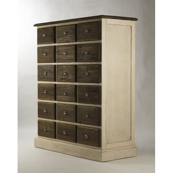 18 Drawers Chest By Zentique Great Reviews